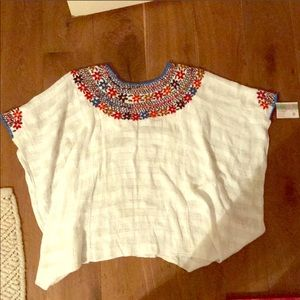 Tops - Mexican style handmade woven Top